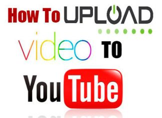 How To Upload Videos To YouTube