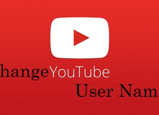 How to Change Youtube User Name