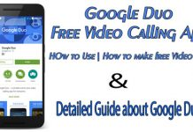 How to Use Google Duo Video Calling App