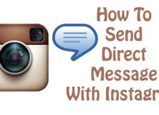 Instagram Direct Messages on PC