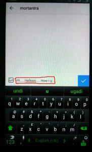 Instagram Text Message