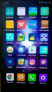 Istagram App