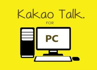 KAKAO Talk App
