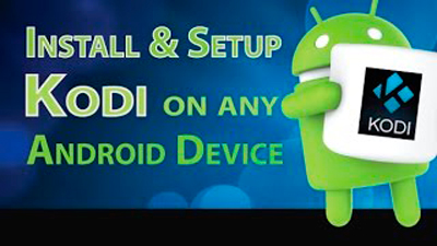 KODl on any Android Device