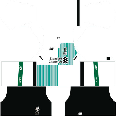 hot sale online 95e3c 88214 Liverpool Kits URLs Released – Dream League Soccer