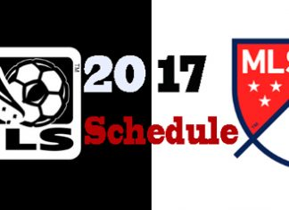 Major League Soccer Schedule