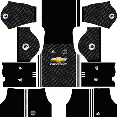 Manchester United Team Away Kit
