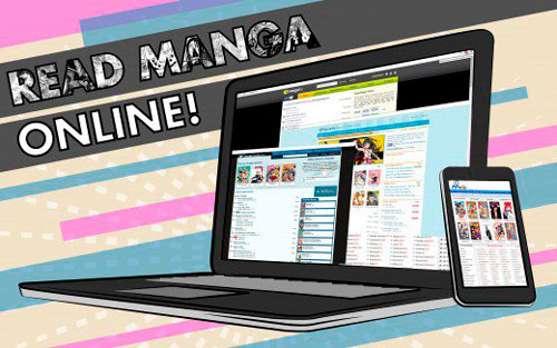 Manga Websites