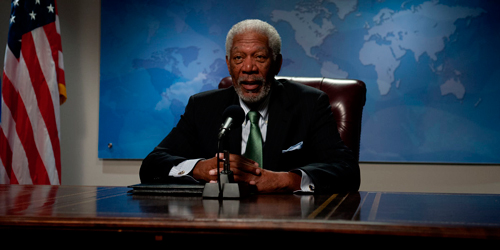 Morgan Freeman Bio