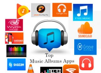 Music-Albums-Apps