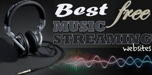 Music Streaming Websites