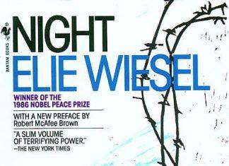 NIGHT Book by ELIE WIESEL