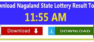 Nagaland Lottery Today Morning Result
