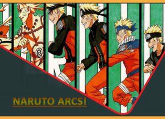 Naruto Arcs
