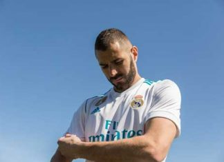 New Real Madrid Home Kit 17-18