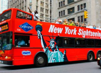 New-York-Sightseeing-Bus