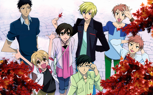 Ouran-High-School's-Host-Club