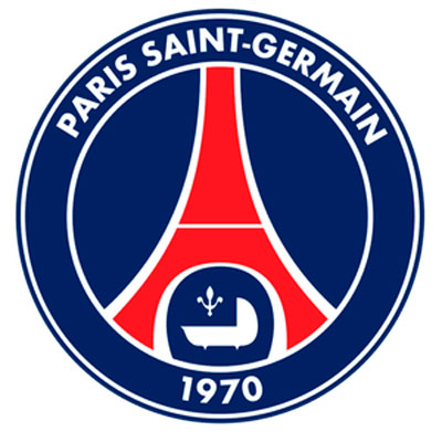 Paris Saint Germain Team Logo