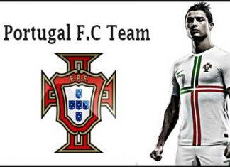 Portugal F.C Team Logo