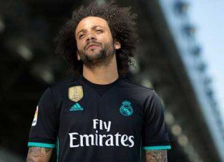 Real Madrid 17-18 Away Kit