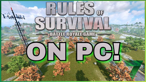 Rules of Survival PC (Download)