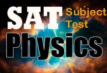 sat 2 physics practice test pdf