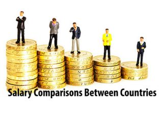 Salary Comparisons Between Countries