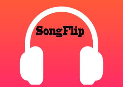 SongFlip-App
