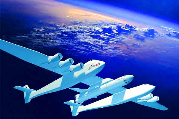 Stratolaunch Worlds Largest Aircraft