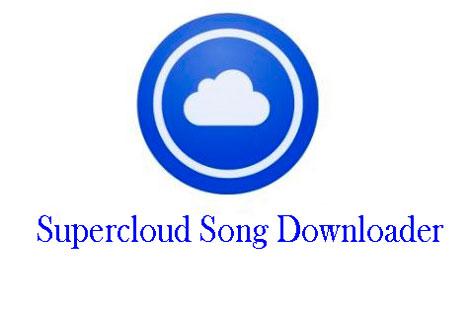 Supercloud-Song-Downloader