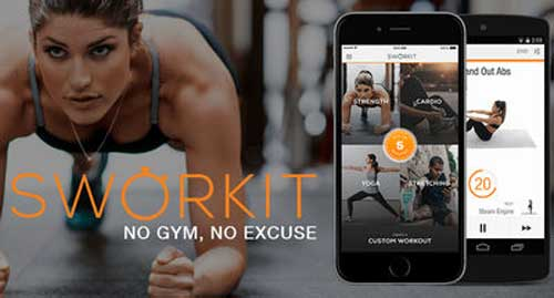 Sworkit App