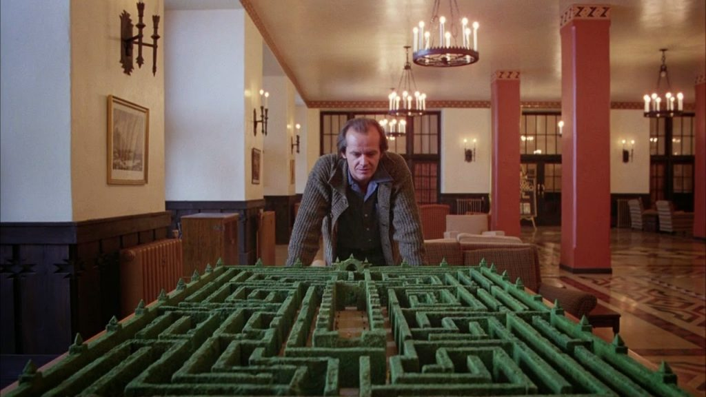 Scariest Horror Movies - The Shining