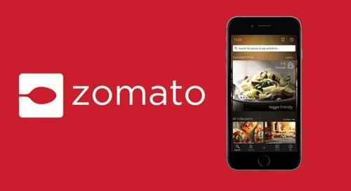 The Zomato App