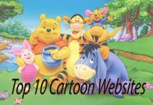 Top 10 Cartoon Websites