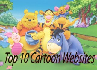 Top 10 Cartoon Websites