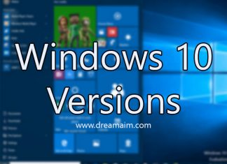 Windows 10 Build, Version Information